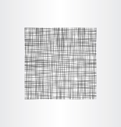 Abstract black net texture vector
