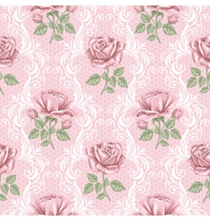 Rose wallpaper vector