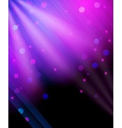 Glitter background print vector