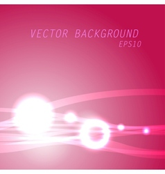 Shine waves background vector