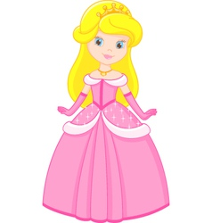 Little princess vector