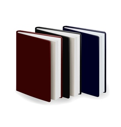 Three diary vector