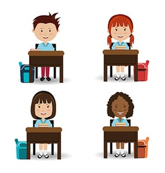 School design vector