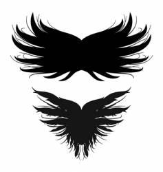 Ugly wing iii vector