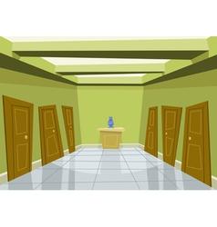 Corridor vector