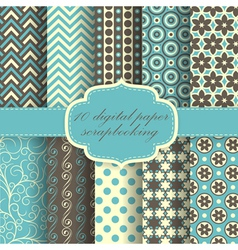 Paper for scrapbook vector