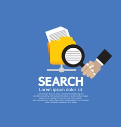 Search concept vector
