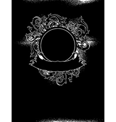Ornate and decorative banner vector