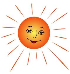 The sun 3 vector