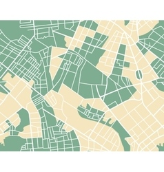 City map seamless vector