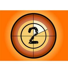 Circle countdown vector