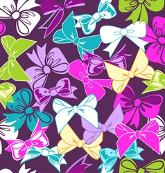 Sweet bows vector