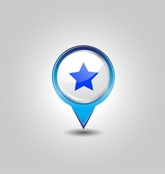 Destination pins vector