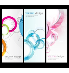 Abstract background design vector