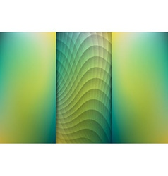 Rainforest colored abstract background vector