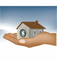 Home loan design vector