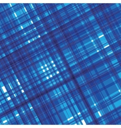 Abstract background blue stripes design vector