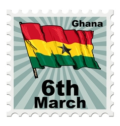National day of ghana vector