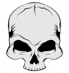 Skull tattoo vector