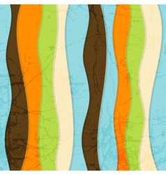 Seamless abstract colorful striped vector