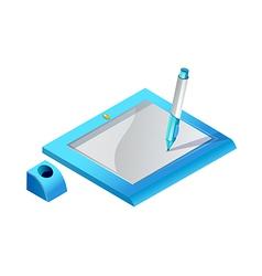 Icon tablet vector