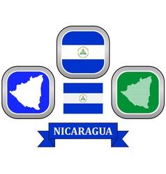 Symbol of nicaragua vector