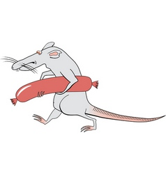 Rat happiness vector