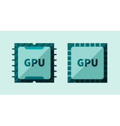 Gpu microchip vector