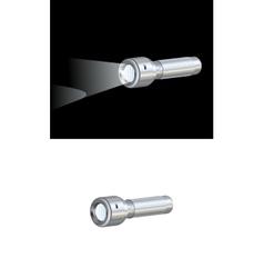 Pocket torch vector