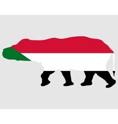 Sudan hippo vector