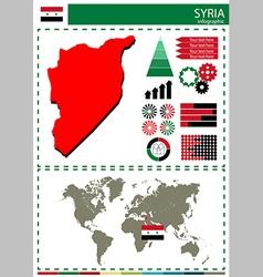 Syria vector
