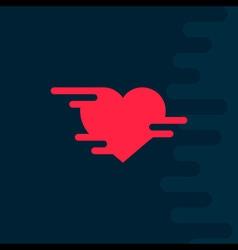 Meltedheart vector