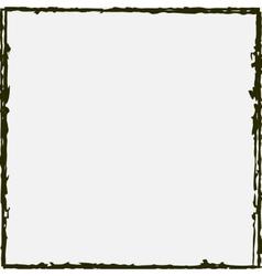 Overlay frame background vector