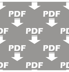 Pdf seamless pattern vector