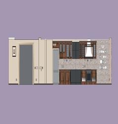03 residential interior v vector