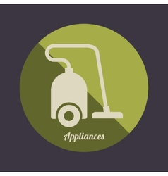 Appliance home vector