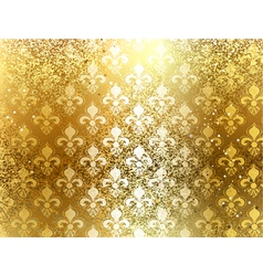 Brocade background vector