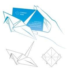 Origami symbolic vector