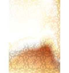 Ornament backdrop vector