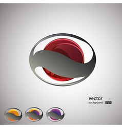 Abstract backgroundset vector
