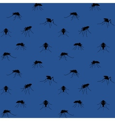 Biting mosquitoes vector