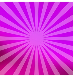 Abstract retro pink and violet star background vector