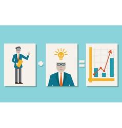 Development and success vector