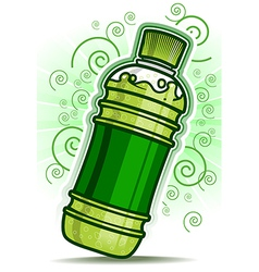 Energy drink design vector