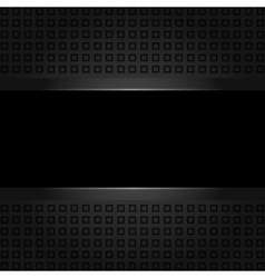 Abstract black background vector