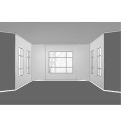 Interior line vector