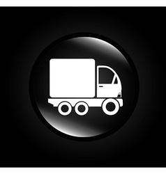 Transport design over black background vector
