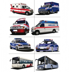 Municipal transport vector