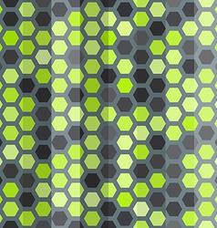 Green cells seamless vector