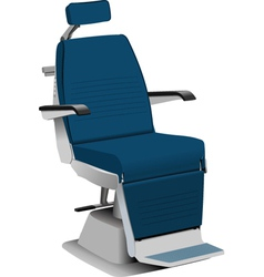 Airplane chair vector